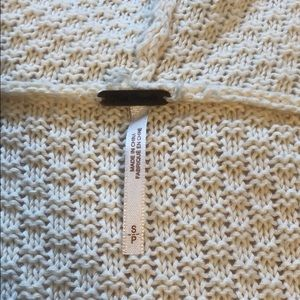Never worn free people knit sweater